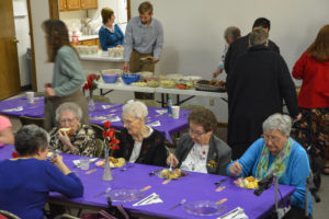 70th Anniversary Celebration Lunch